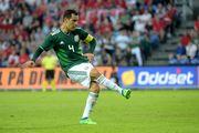 Рафа Маркес стал третьим футболистом, сыгравшим на 5 чемпионатах мира