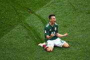 Германия — Мексика: Лосано признан лучшим игроком матча