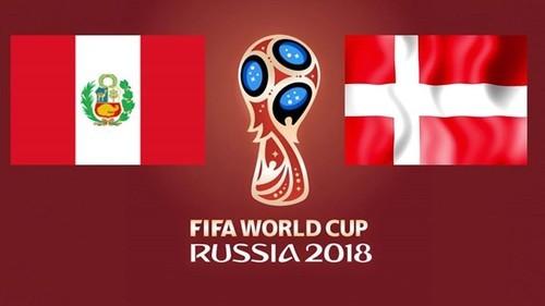 Перу - Дания. Видео голов и обзор матча