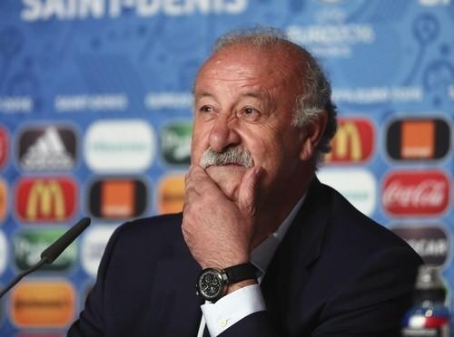 ДЕЛЬ БОСКЕ: «По игре Испании она один из претендентов на золото»