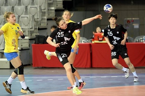 Збірна України поступилась господаркам змагань на турнірі в Кореї