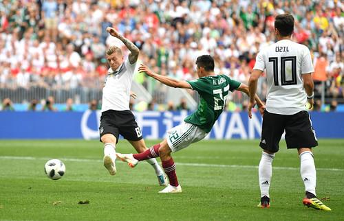 Германия – Мексика – 0:1. Видео гола и обзор матча