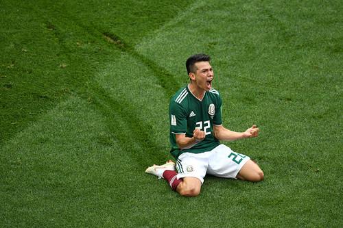 Германия – Мексика.  Видео гола Лосано