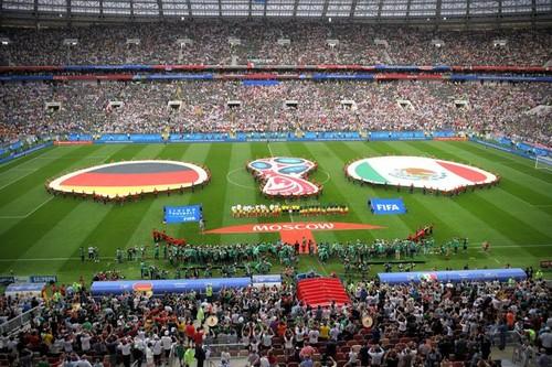 Германия — Мексика — 0:1. Как это было