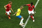 Брил ЭМБОЛО: сборная Швейцарии провела отличный матч