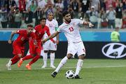 Тунис – Англия. Видео гола Сасси