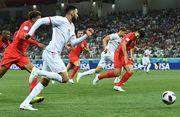 ЧМ-2018. Кэйн вырвал у Туниса победу для сборной Англии