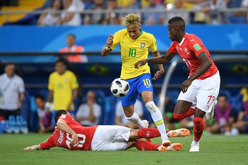 Бразилия – Швейцария – 1:1. Видео голов и обзор матча