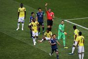 На чемпионате мира-2018 показана первая красная карточка