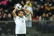 Россия — Египет — 1:0. Автогол Фатхи