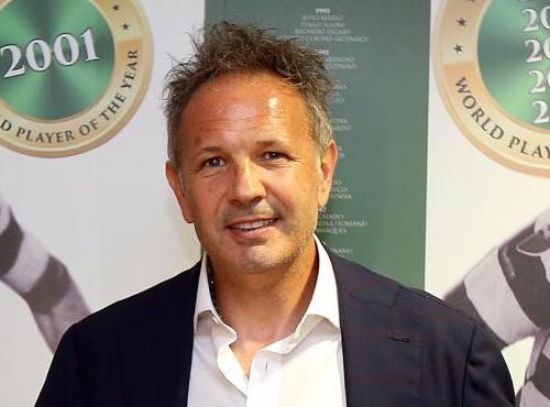 Синиша Михайлович стал главным тренером Спортинга