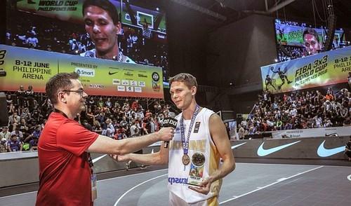 ВІДЕО ДНЯ. Як українець Кривенко вдруге став чемпіоном світу