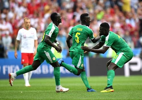 Польша – Сенегал – 0:1. Автогол Чионека