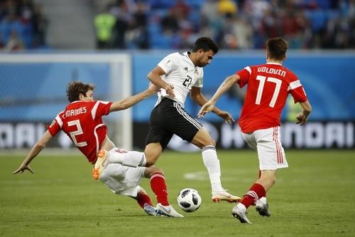 Россия — Египет — 3:1. Видео голов и обзор матча