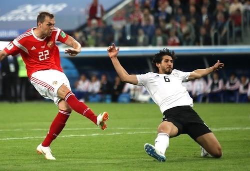 ЧМ-2018. Россия обыграла Египет и практически вышла в плей-офф