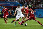 ЧМ-2018. Испания одержала тяжелую победу над Ираном