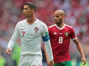 Роналду рекордсмен, Уругвай в плей-офф, Испания дожала Иран