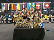 Україна стала третьою у загальному заліку на ЧЄ із настільного хокею