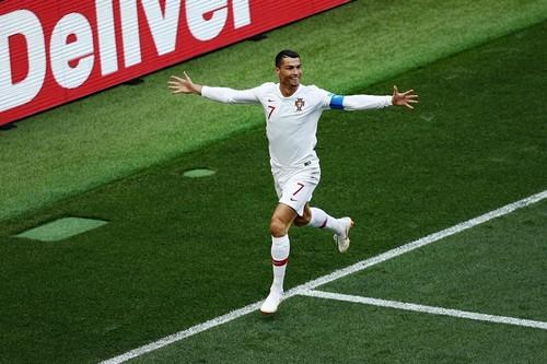 Португалия – Марокко. Видео гола Роналду
