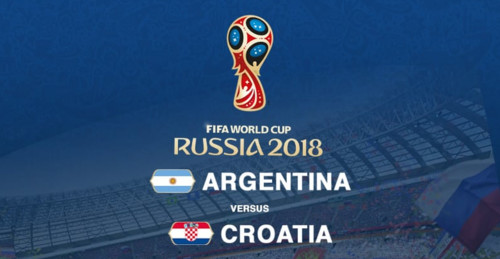 Где смотреть онлайн матча чемпионата мира Аргентина – Хорватия