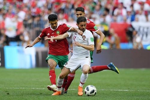 Португалия — Марокко — 1:0. Как это было