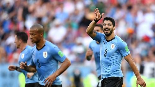 ЧМ-2018. Уругвай вышел в плей-офф, обыграв Саудовскую Аравию
