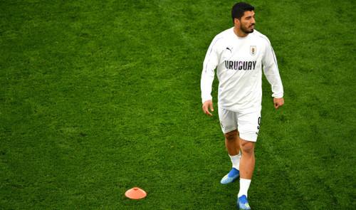 Суарес стал первым уругвайцем, который забил на трех чемпионатах мира