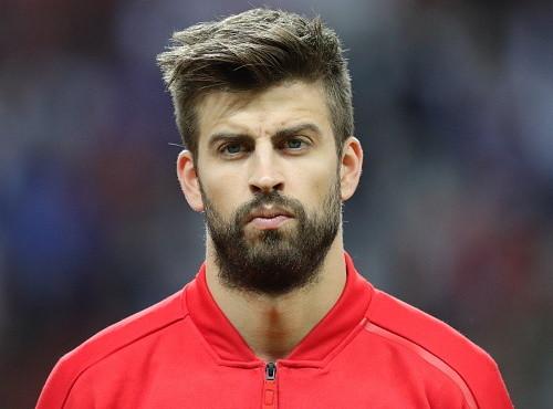 Пике провел 100 матчей за сборную Испании