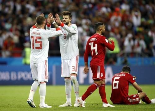 Сборная Испании превзошла достижение Аргентины