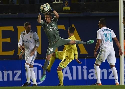 Люка Зидан освободит для Лунина место в Реале