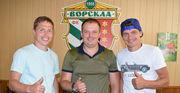 Ворскла оформила новые контракты с защитником и хавбеком