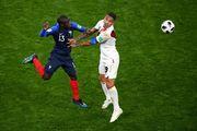 Канте стал самым полезным игроком сборной Франции в матче с Перу