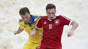 Евролига. Пляжный футбол. Сборная Украины обыграла Швейцарию