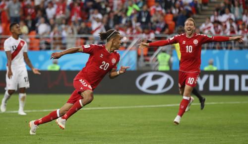 Дания - Австралия. Видео голов и обзор матча