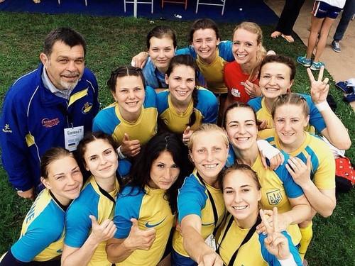 Украина впервые примет чемпионат Европы по регби-7 среди женщин
