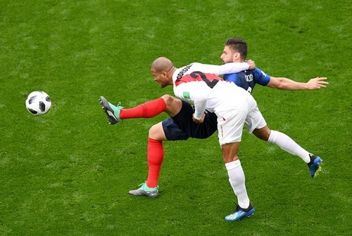 Франция — Перу — 1:0. Видео голов и обзор матча