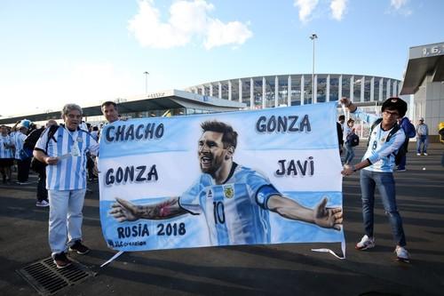 Аргентина – Хорватия – 0:3. Видео голов и обзор матча