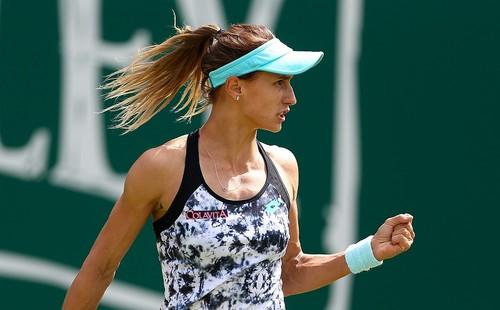Леся ЦУРЕНКО: «Касаткина очень талантливая, с ней тяжело играть»