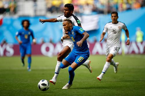 Бразилия — Коста-Рика — 2:0. Видео голов и обзор матча
