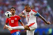 Сербия – Швейцария: стартовые составы команд