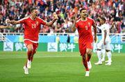 Сербия – Швейцария. Видео голов и обзор матча