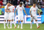 Сербия – Швейцария. Видео гола Джаки