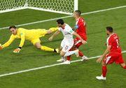 Сборная Швейцарии во втором матче подряд спасается от поражения