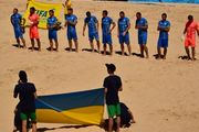 Евролига. Пляжный футбол. Сборная Украины по пенальти обыграла Италию