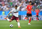Чичарито первым забил 50 голов за Мексику