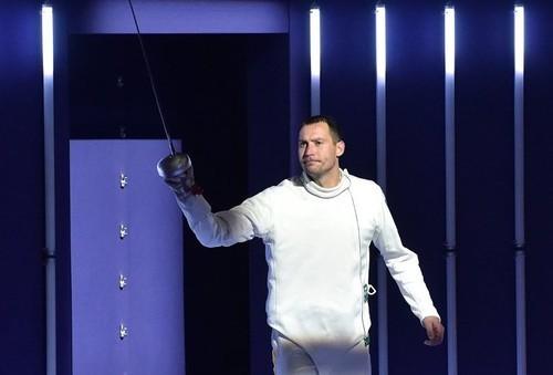 Богдан Никишин вышел на первое место в мировом рейтинге фехтования