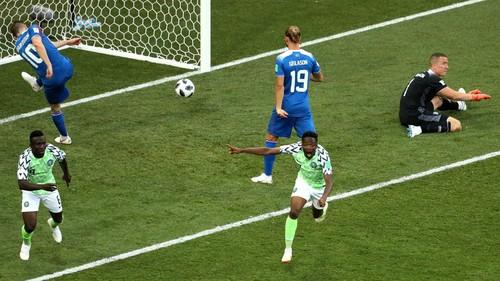 ЧМ-2018. Нигерия оставляет шансы Аргентине на плей-офф