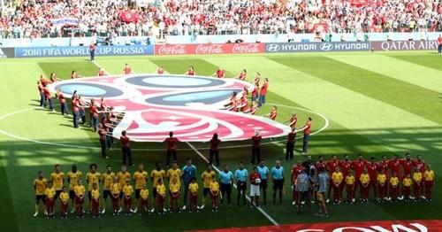 Бельгия - Тунис. Видео голов и обзор матча
