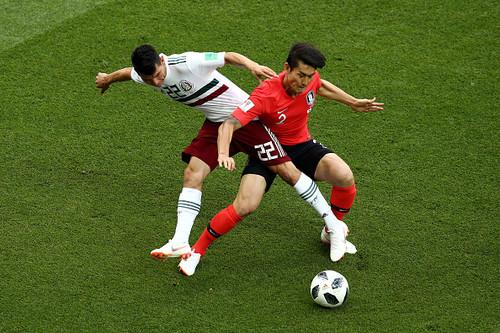 Южная Корея – Мексика. Видео голов и обзор матча