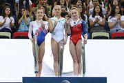 Фото Украинские гимнасты завоевали лицензии на Юношеские Олимпийские игры
